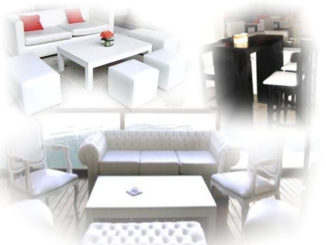 Alquiler de livings alquiler de sillones for Alquiler muebles para eventos